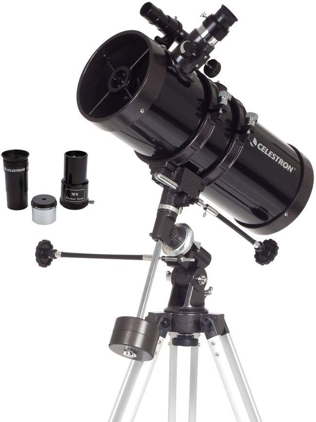 Celestron 127EQ PowerSeeker Telescope with Mars Observing