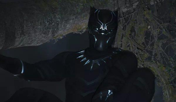 Black Panther in Black Panther