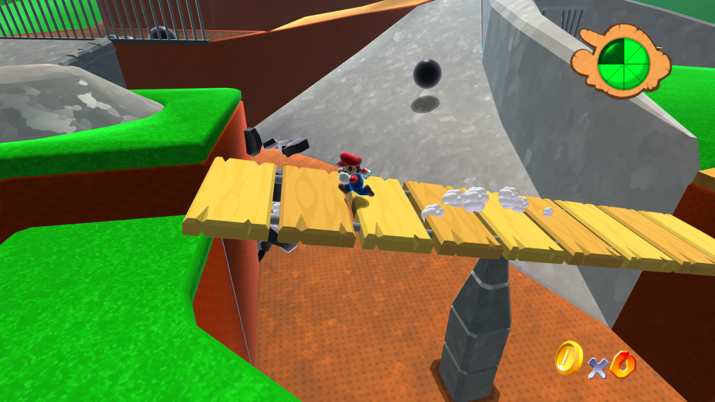 Play This Super Mario 64 HD Remake Right Now - CINEMABLEND