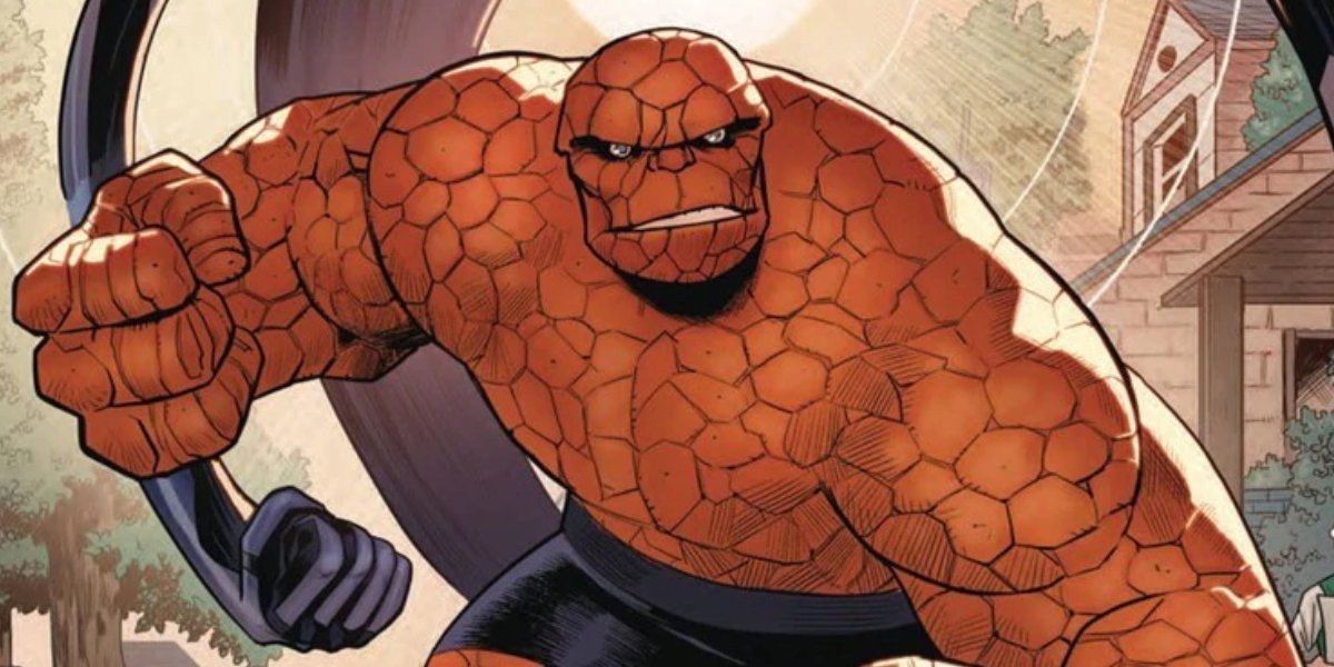Fantastic Four's The Thing