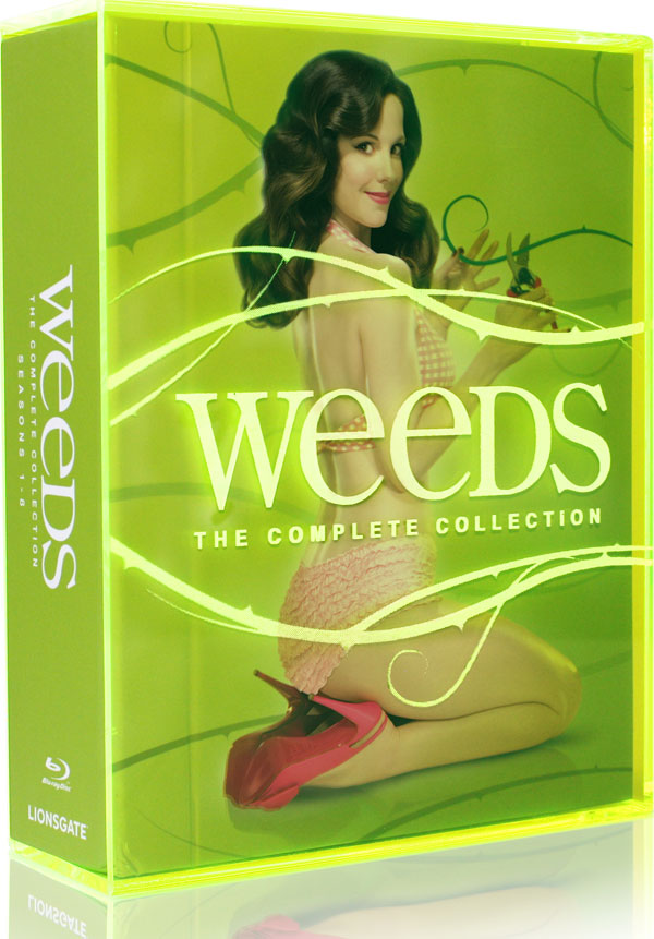 Weeds box art