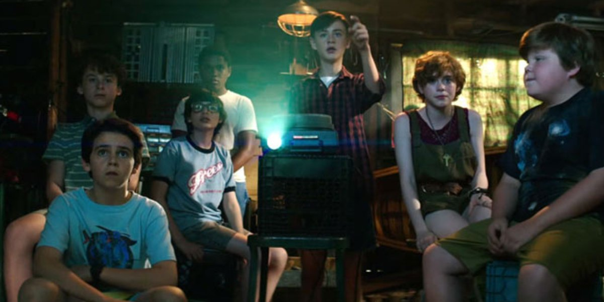 The young cast of It