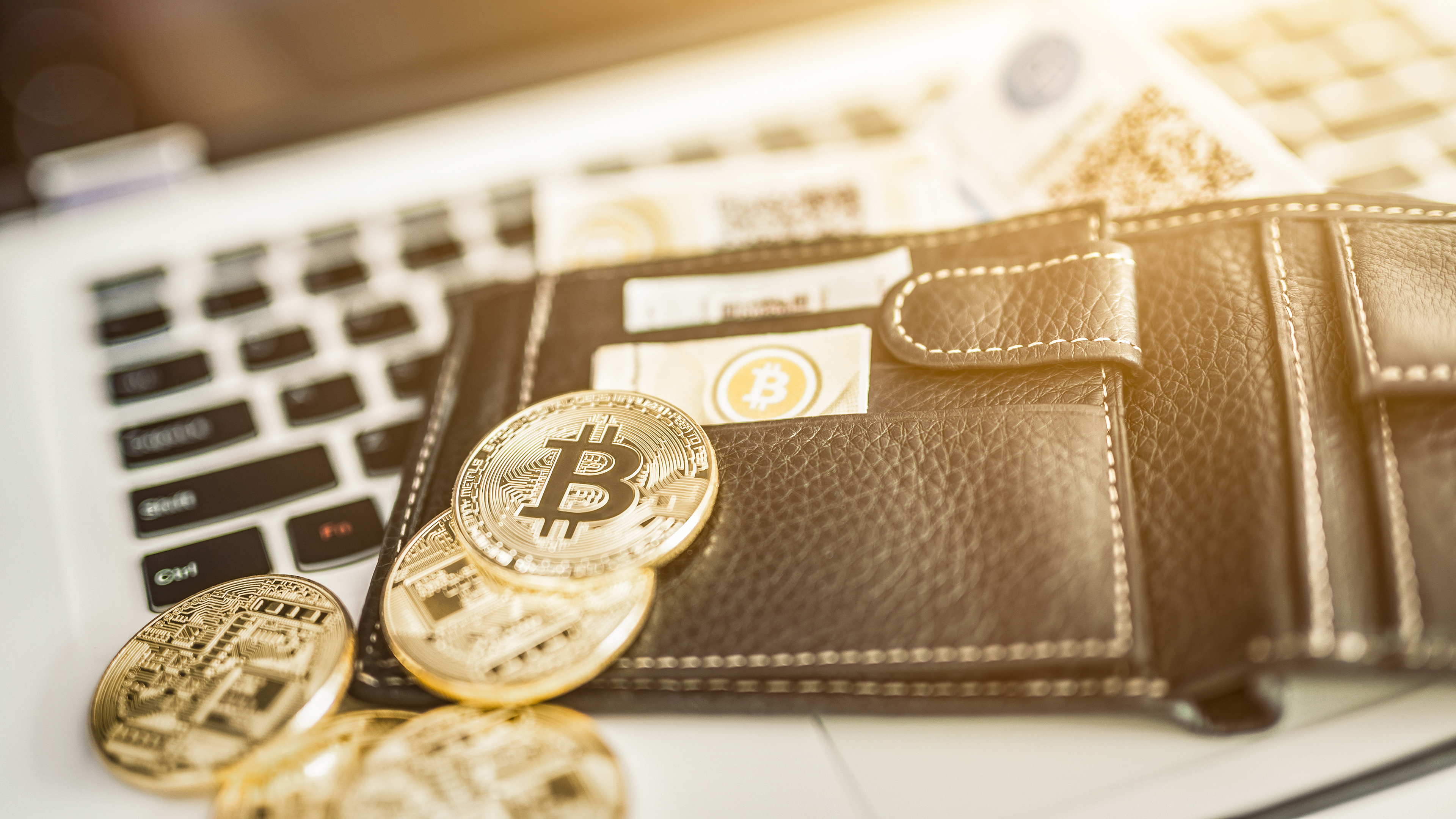 what is bitcoin — crypto wallets