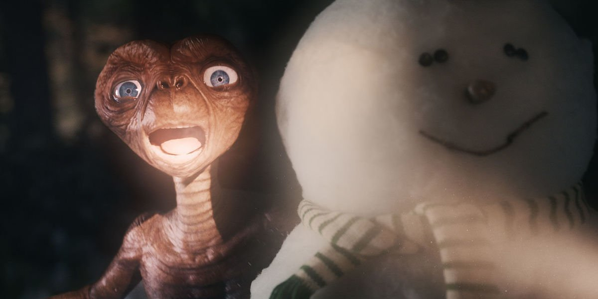 How Steven Spielberg Feels About That E.T. Reunion Ad, According To Henry