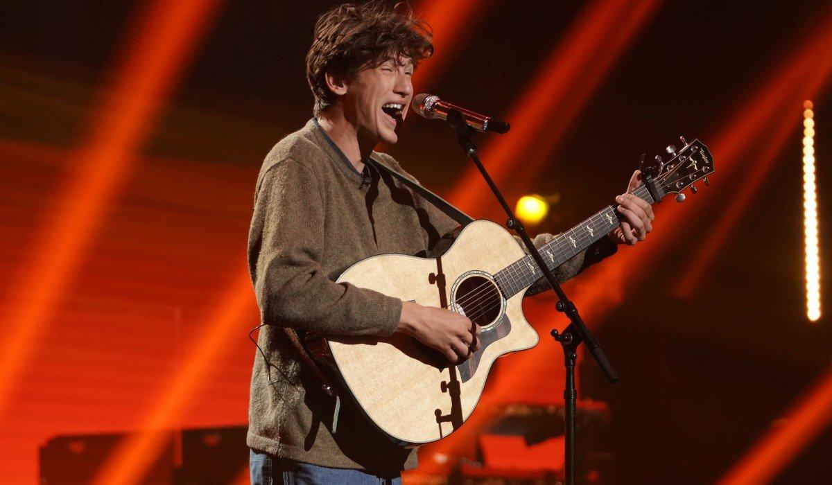 Wyatt Pike American Idol ABC