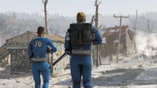 Fallout 76 update - Wastelanders