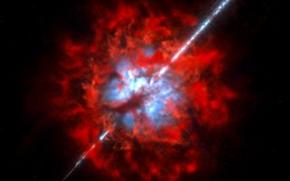 Gamma-ray Burst Buried in Dust-1920