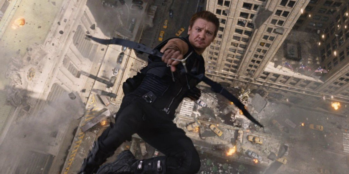 Jeremy Renner - The Avengers (2012)
