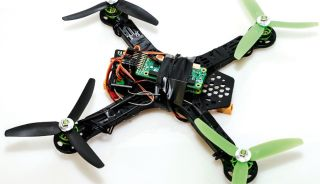 How to fly your DIY Raspberry Pi drone | TechRadar