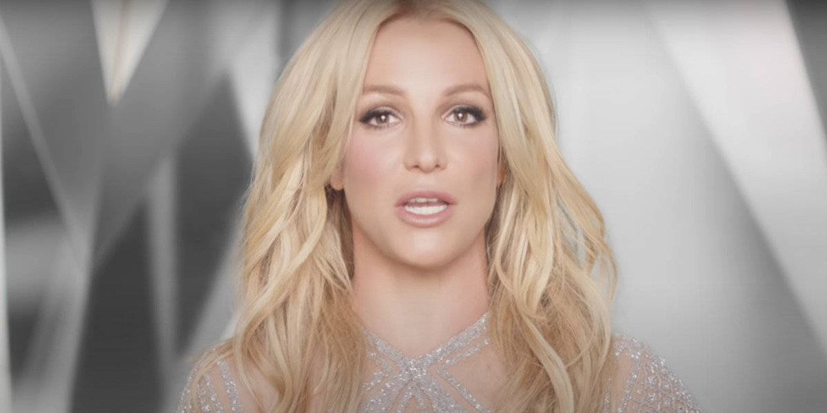 screenshot britney spears behind the scenes private show fragrance commericial