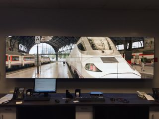 Calgary's Railway Command Centre Upgrades to MuxLab's IP-Based 4K Video Wall