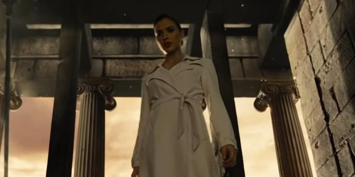 Gal Gadot in Zack Snyder's Justice League