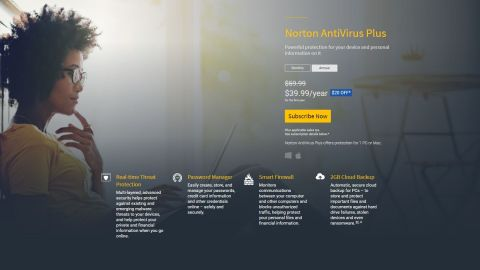 Norton AntiVirus Plus review | TechRadar