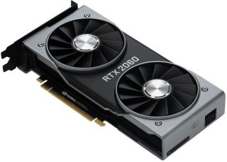 Nvidia Slashes RTX 2060 to $299 in Wake of AMD's RX 5600 XT, Third-Party Cards Follow Suit