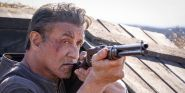 Sylvester Stallone Shares Gross, Bloody Rambo Video From The Set