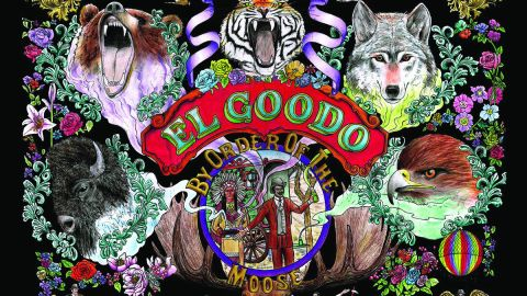 Cover art for El Goodo - By Order Of The Moose album