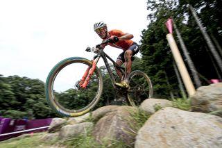 Tokyo 2020 Olympic Games Olimpiadi Tokyo 2020 Mens Cross Country Izu MTB Course 26072021 Milan Vader Netherlands photo Luca BettiniBettiniPhoto2021