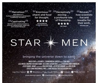 """Star Men"" cropped movie poster"