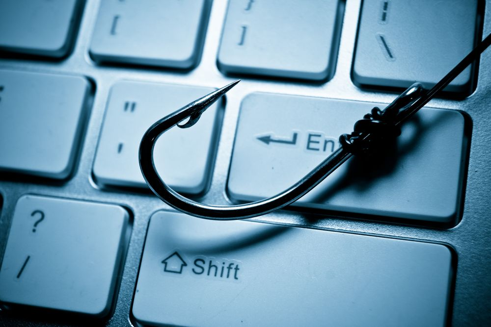 Returning to the workplace and the ongoing threat of phishing attacks