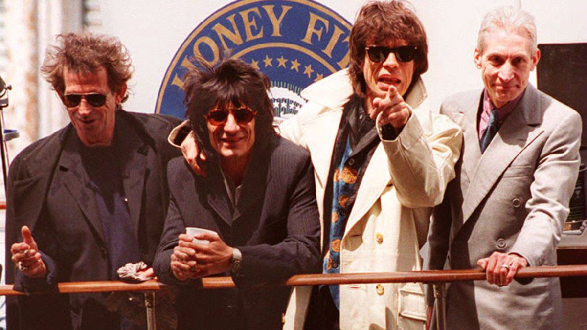 Rolling Stones Announce Voodoo Lounge Uncut Live Package