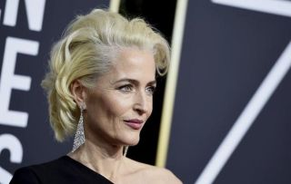 Gillian Anderson reveals reason for The X-Files departure