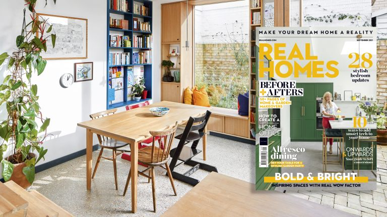 Real Homes magazine September issue