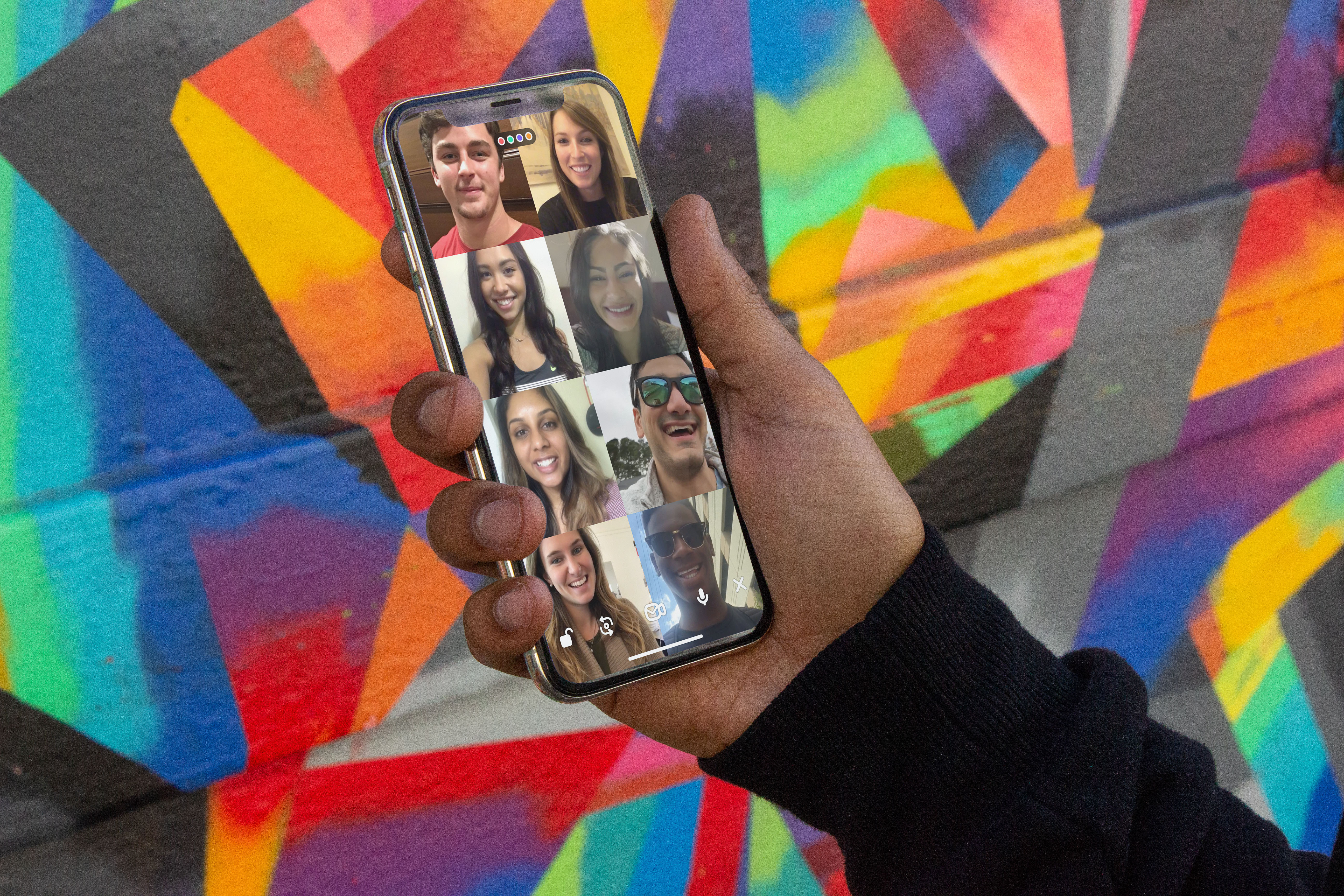 best chat apps: houseparty