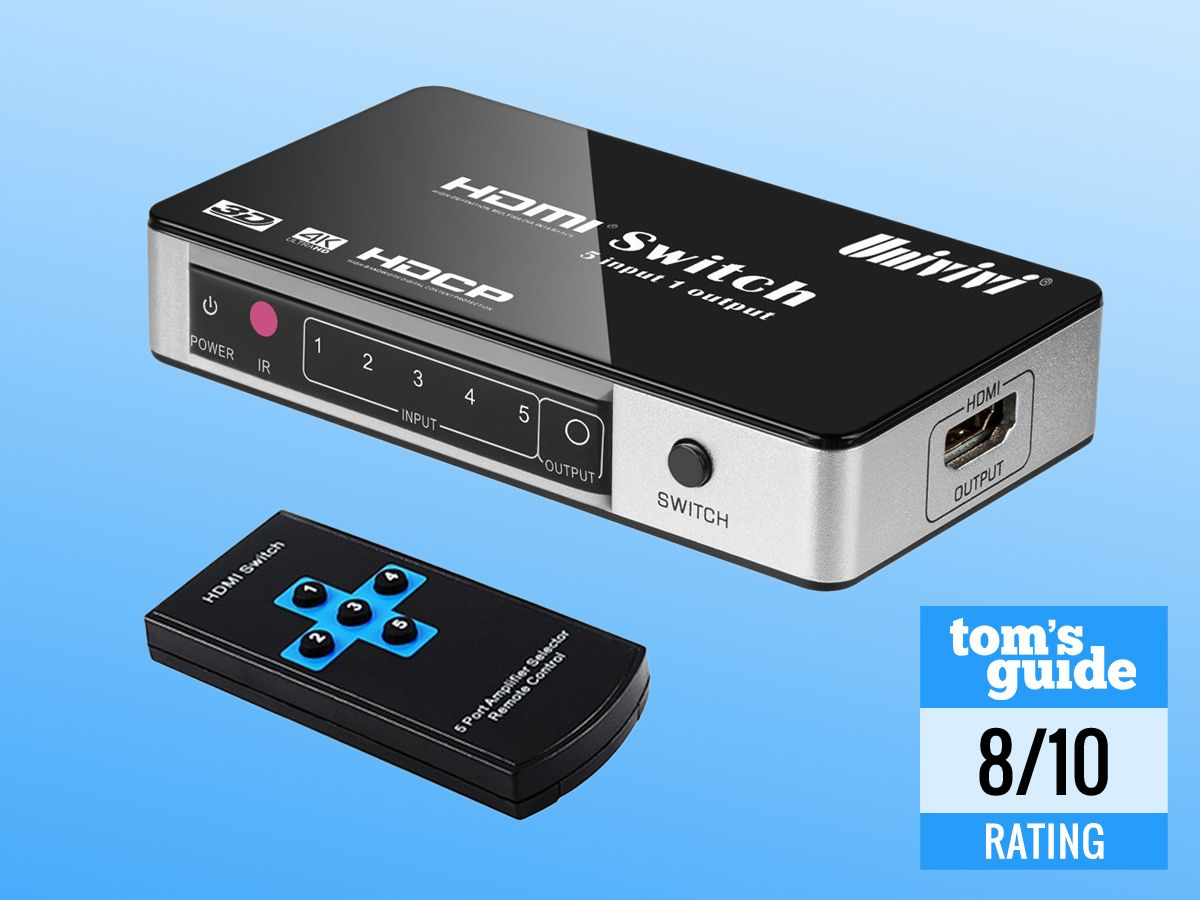 10 Cheap HDMI Switchers (Under $50) Ranked from Best to
