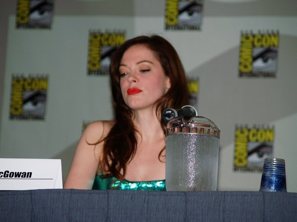 Comic Con: Red Sonja Panel In Detail #149