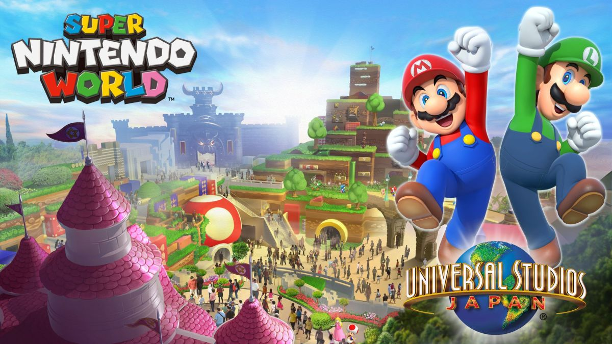 Super Nintendo World summer launch announced in video you won't be able to stop watching