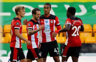Norwich City v Southampton – Premier League – Carrow Road