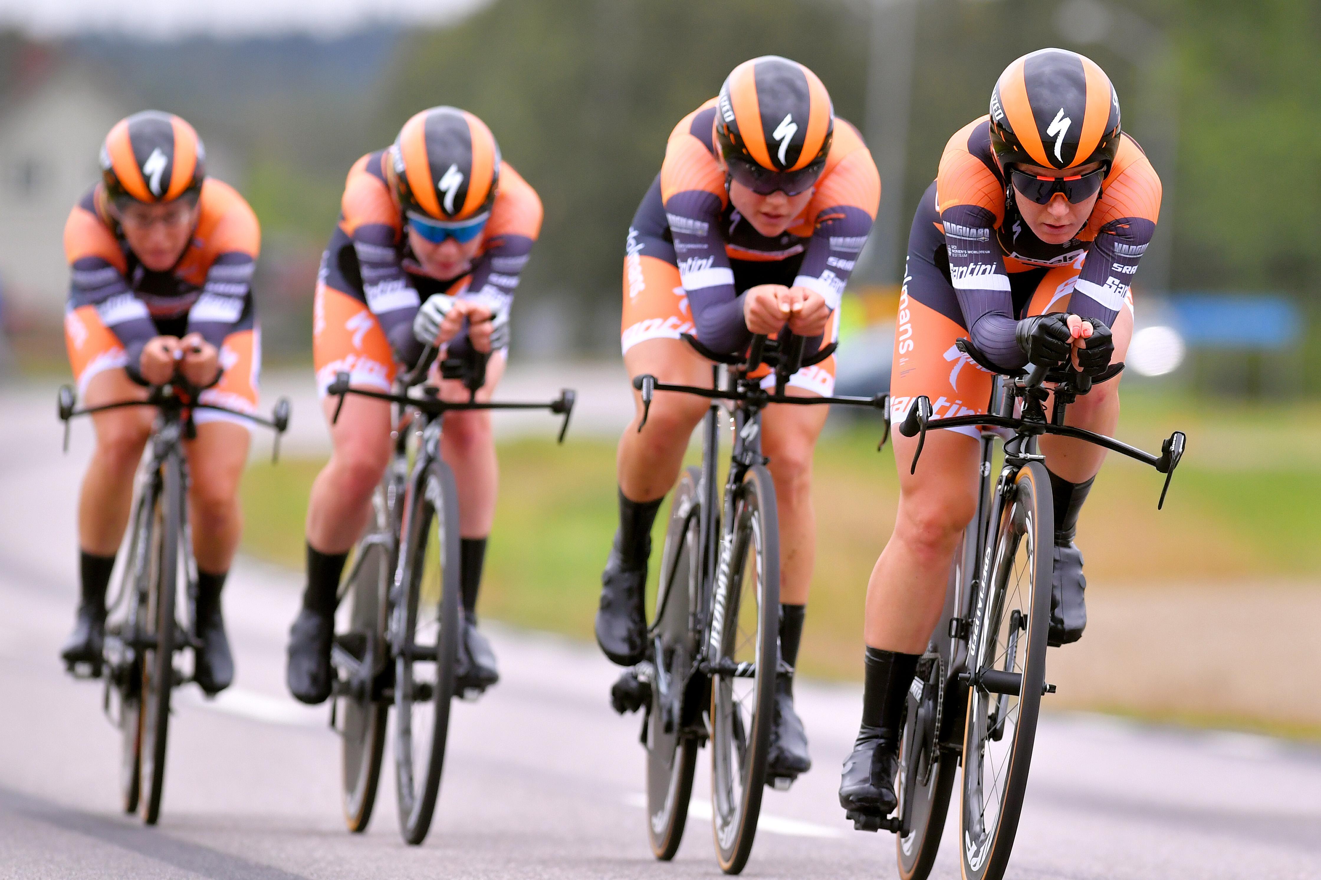 Boels-Dolmans outlines profitability of women's cycling whilst seeking sponsors