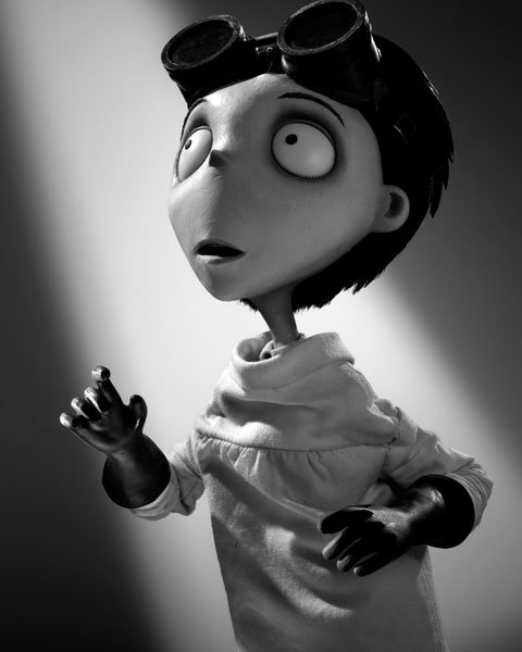 Frankenweenie Exclusive Character Debuts Meet Victor And Sparky Cinemablend