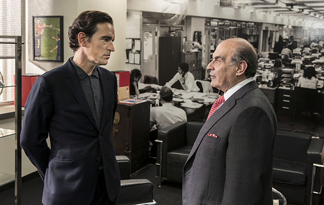 Ben Chaplin and David Suchet star in first Press trailer