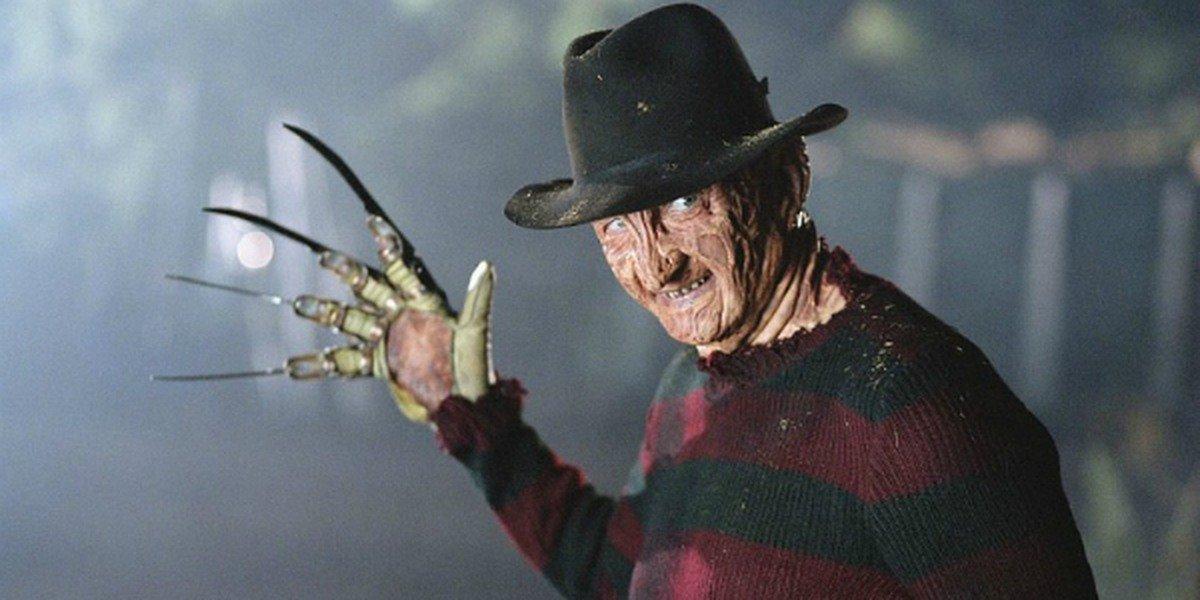 Freddy Krueger from the Nightmare on Elm Street franchise.
