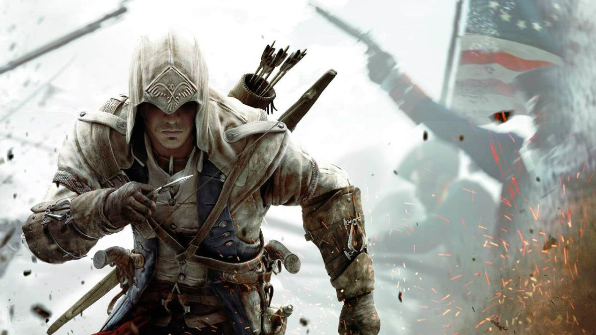 Assassin's Creed 3 gets a remaster for the Assassin's Creed Odyssey season pass