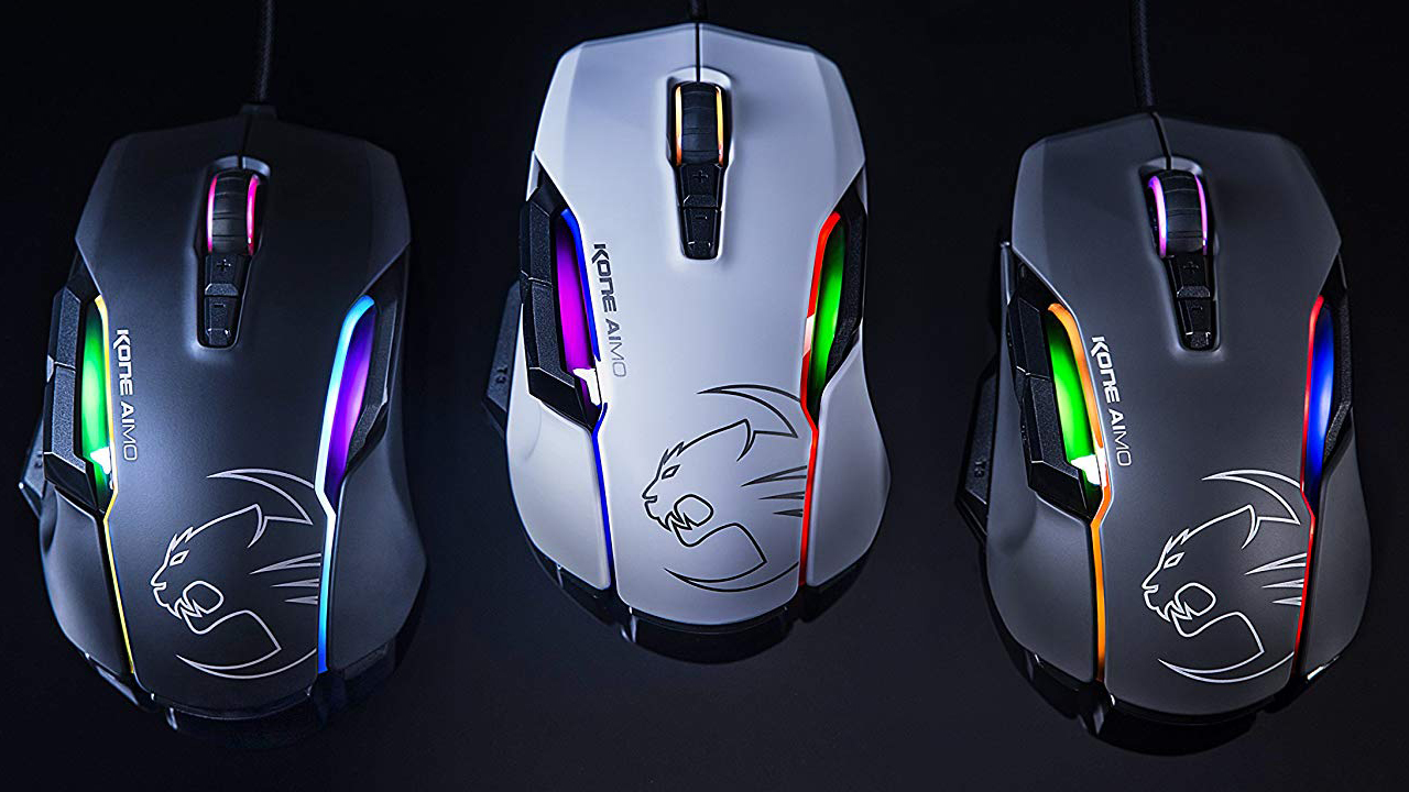 Save 43% on the excellent Roccat Kone AIMO gaming mouse and get it half price | PC Gamer