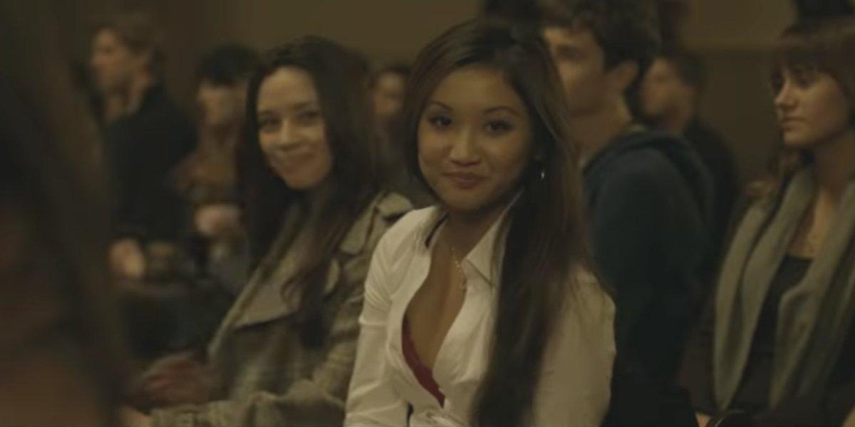Brenda Song in The Social Network