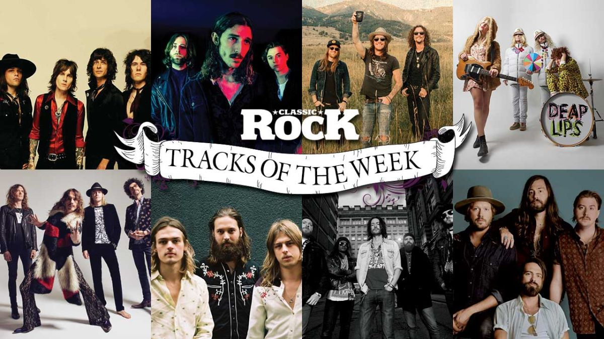 Tracks of the Week: new music from Tuk Smith, The Cadillac Three and more
