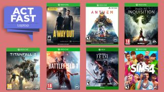Xbox One EA Games up to 85% off