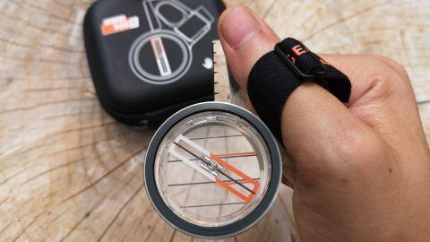 Decathlon Geonaute Racer 900 Thumb Compass
