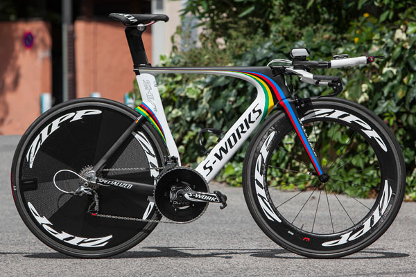 Tour De France Bike Tony Martin S Specialized Shiv Cycling Weekly