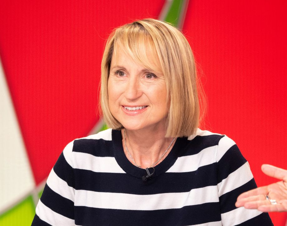 Carol McGiffin discusses reconstructive surgery following cancer battle