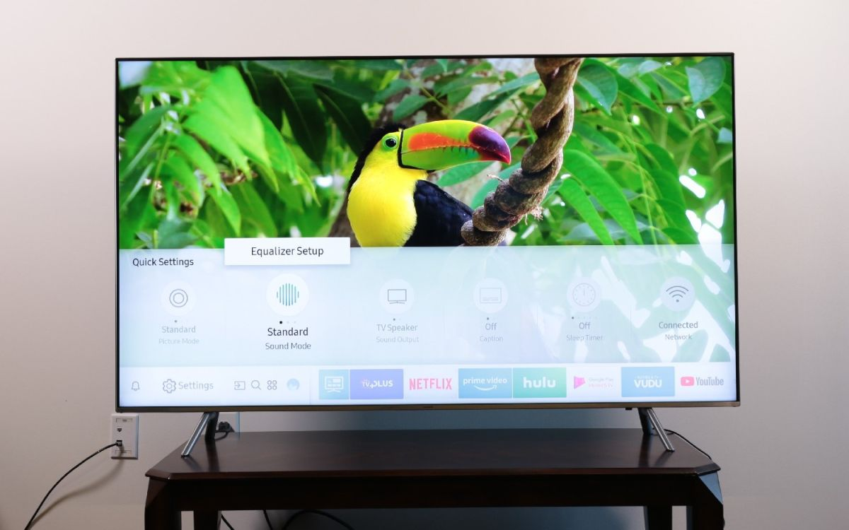 How to Adjust the Audio Settings on Your Samsung TV