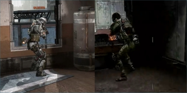 Xbox One Game Graphics : Titanfall pc vs xbox one graphics comparison shows fog