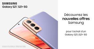 promos Samsung Galaxy S21