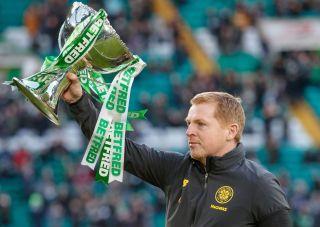 Celtic v Hibernian – Ladbrokes Scottish Premiership – Celtic Park