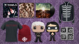 My Chemical Romance merch: the best MCR gear to celebrate the return of the emo kings