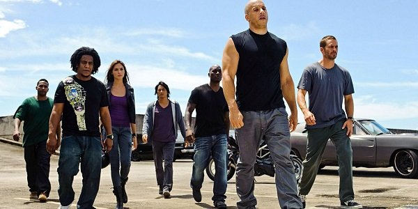 The Fast and The Furious Crew