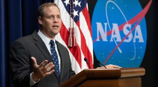 NASA Administrator Jim Bridenstine